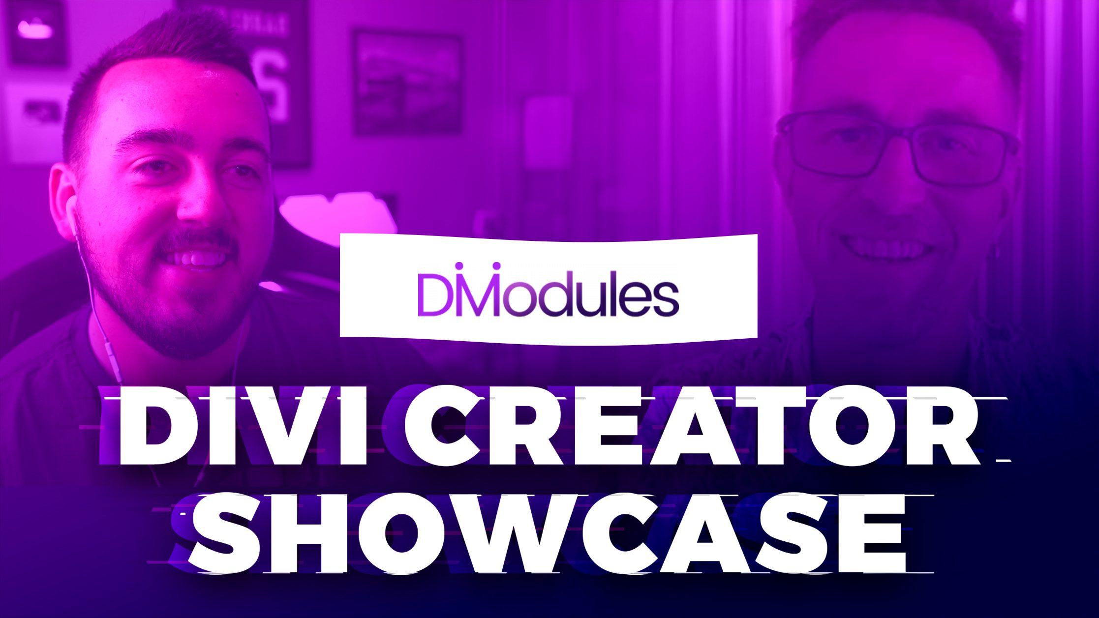Divi Creator Showcase: Divi-Modules