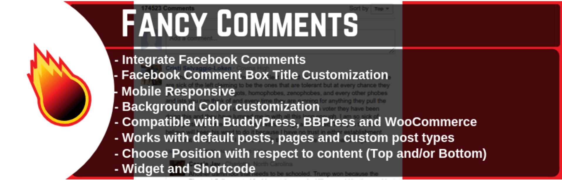 The Fancy Comments plugin.
