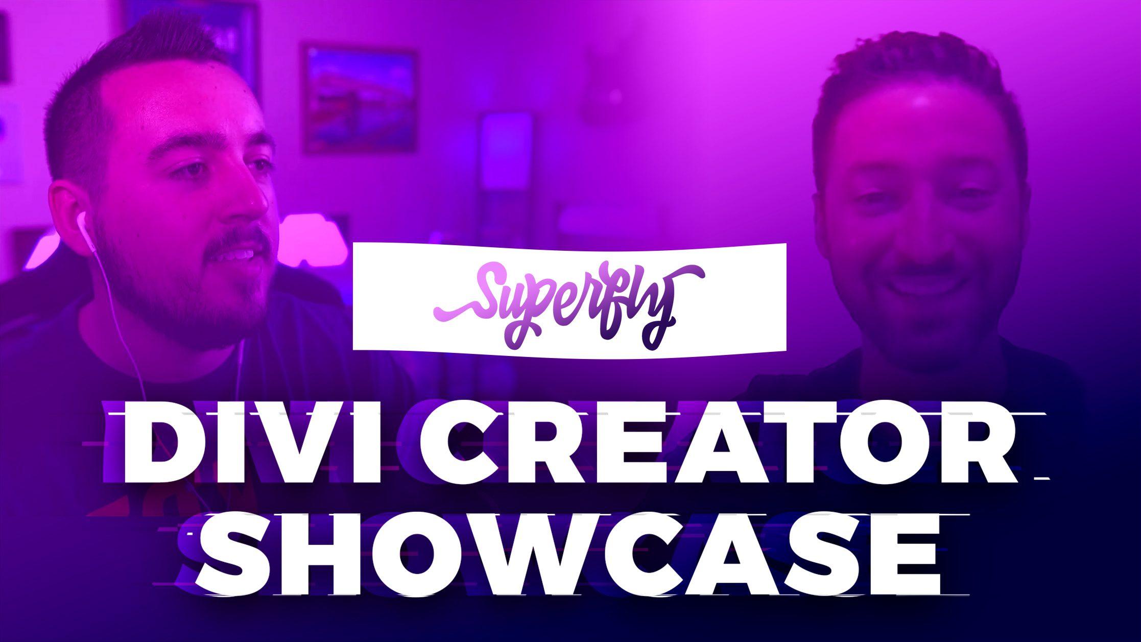 Divi Creator Showcase: Superfly