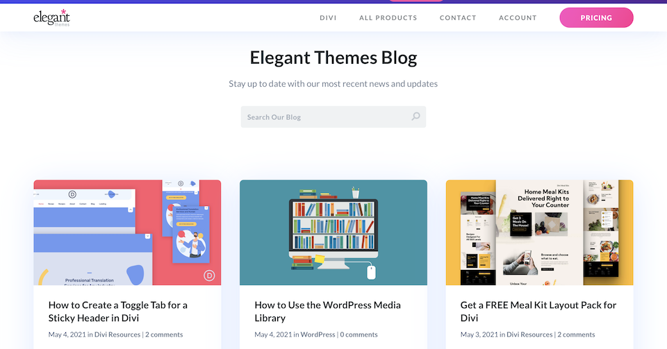 best wordpress blogs