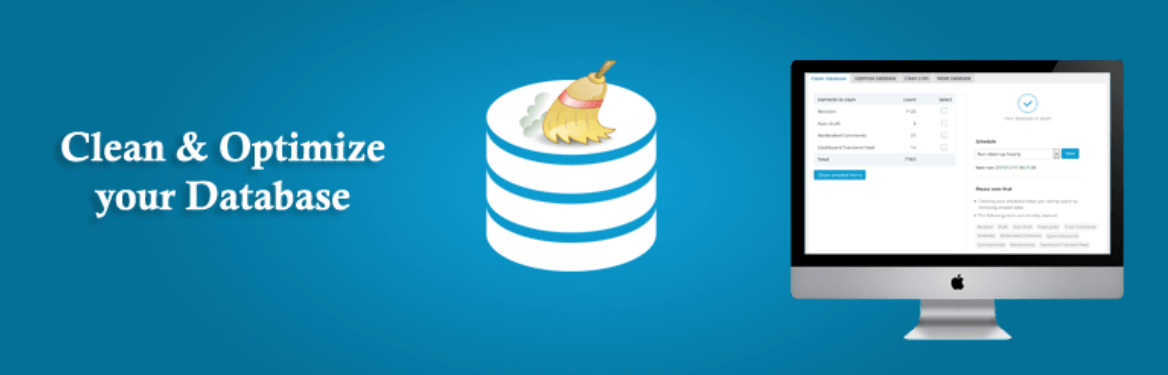 The Advanced Database Cleaner plugin