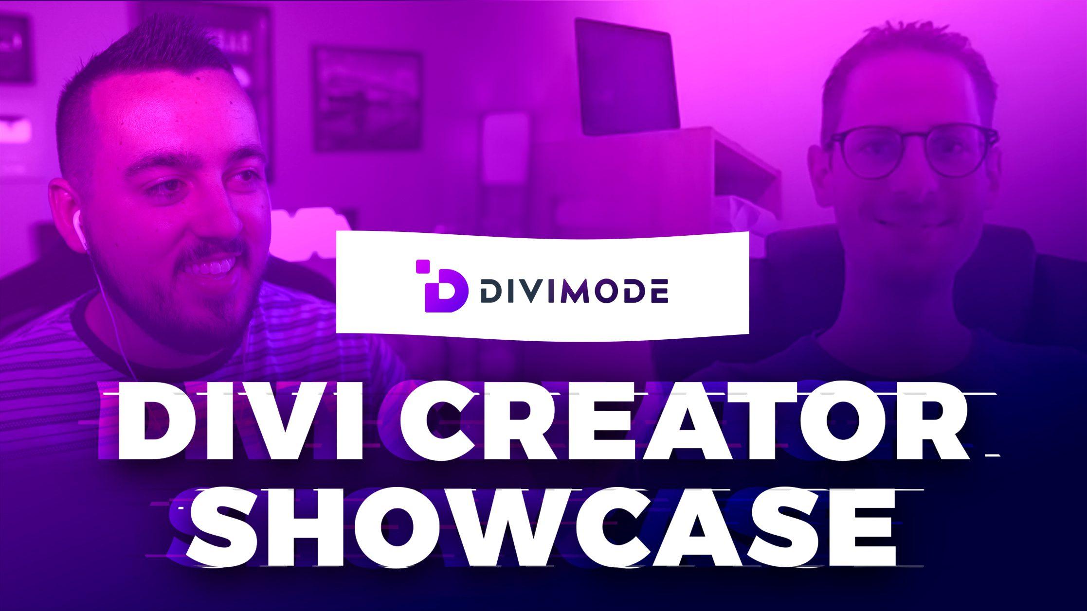 Divi Creator Showcase: DiviMode