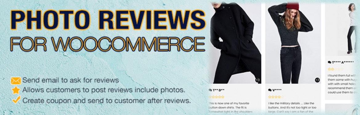 The Photo Reviews for WooCommerce plugin