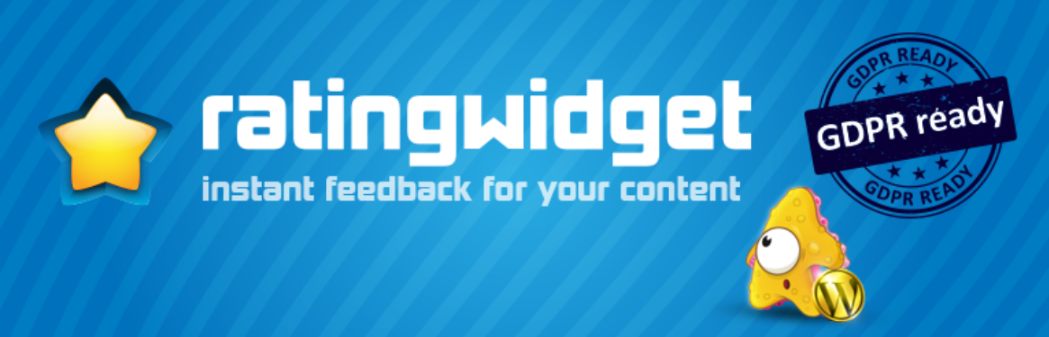 The Rating-Widget plugin