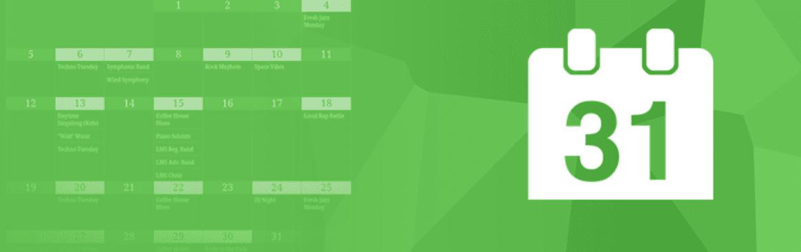 The Simple Calendar plugin
