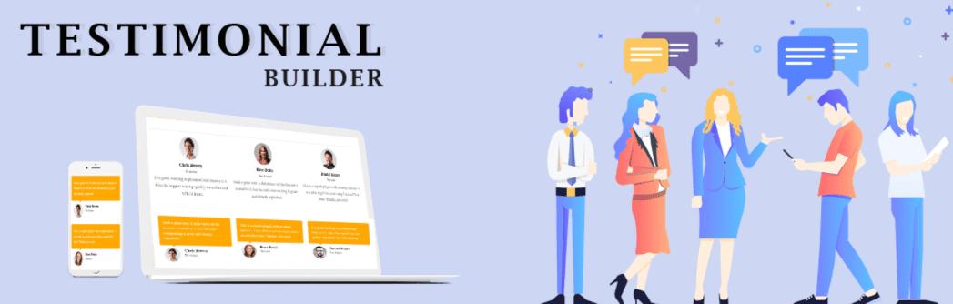 The Testimonial Builder WordPress plugin.