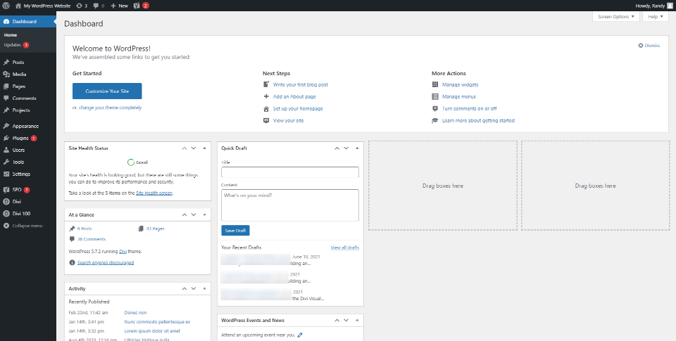 WordPress User Roles Administrator
