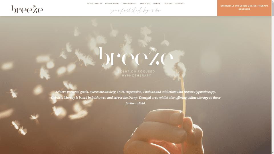Breeze Hypnotherapy