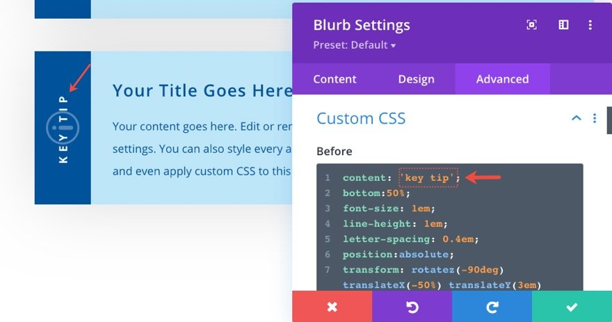 divi styled content boxes