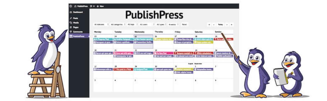PublishPress Editorial Calendar