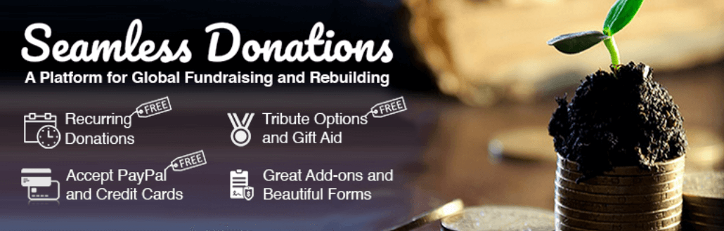 Seamless Donations
