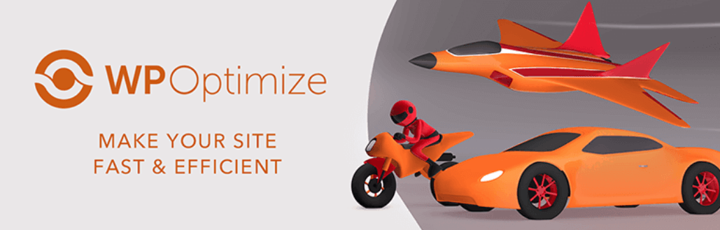 The WP-Optimize plugin, one of the best WordPress plugins for bloggers.