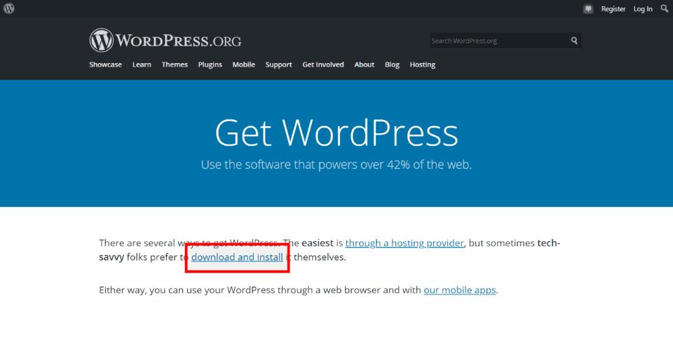 Replace Corrupt WordPress Files