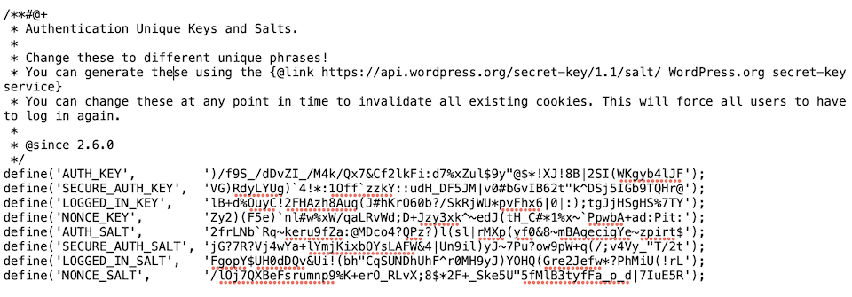 are you sure you want to do this wordpress error