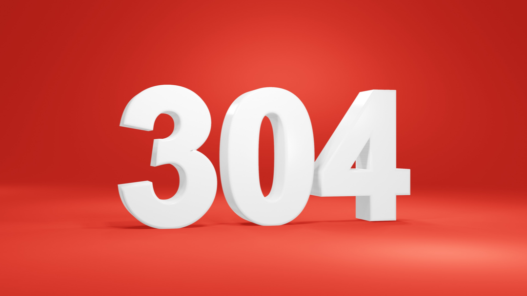 How to Fix the HTTP 304 Not Modified Status Code