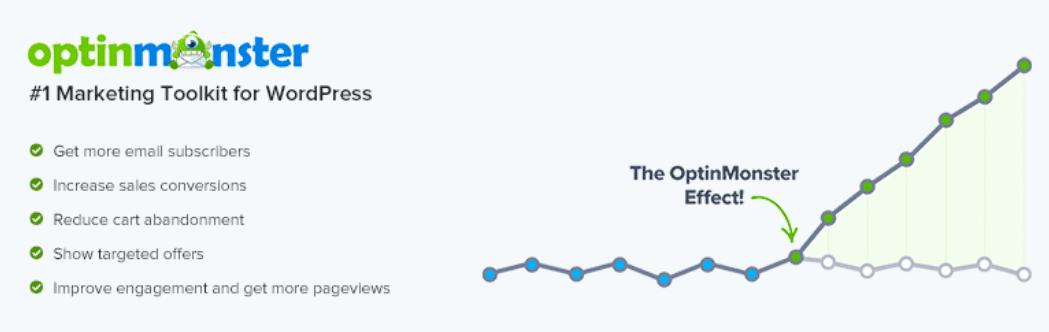 The OptinMonster WordPress plugin.