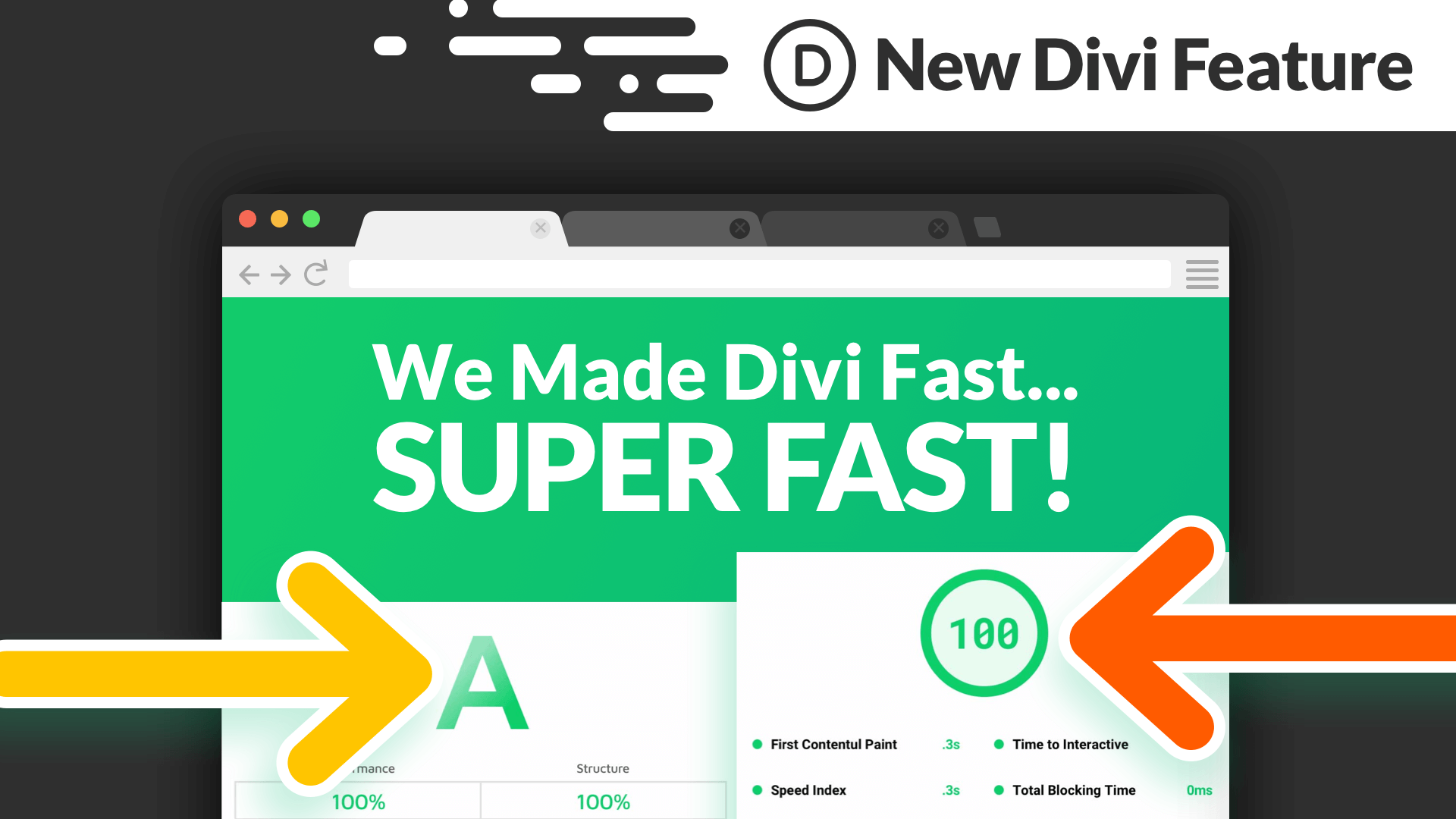 Speeding Up Divi From Every Angle