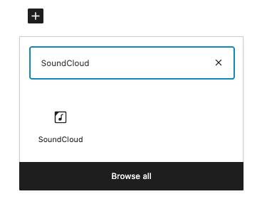 add music to wordpress