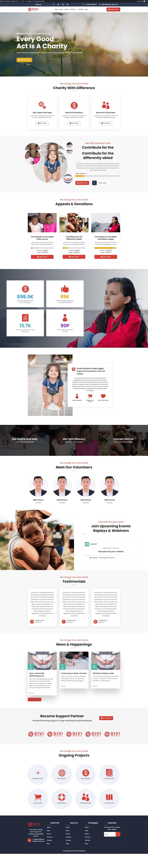 Ultimate Divi Modules UI Bundle Church and Charity