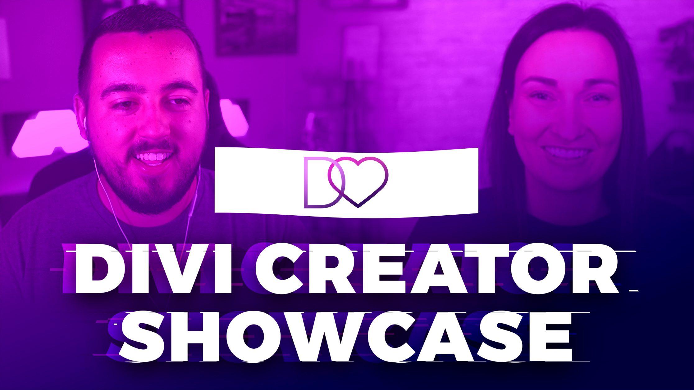 Divi Creator Showcase: Divi Lover