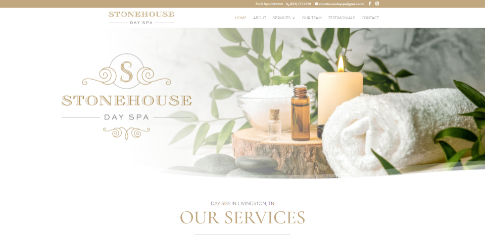 Stonehouse Day Spa