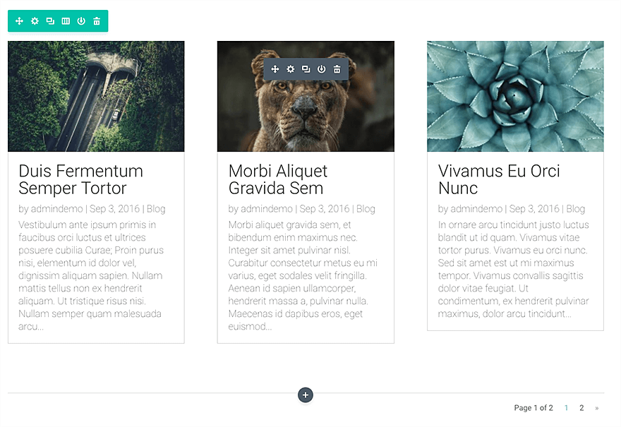 The Divi Blog Module | Elegant Themes Documentation