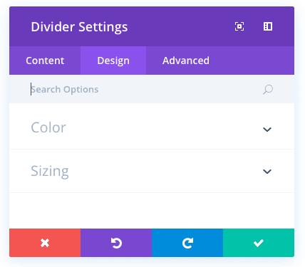 divider module