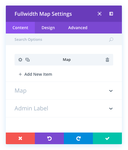 The divi fullwidth map module elegant themes documentation - Api key divi ...