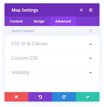 map module