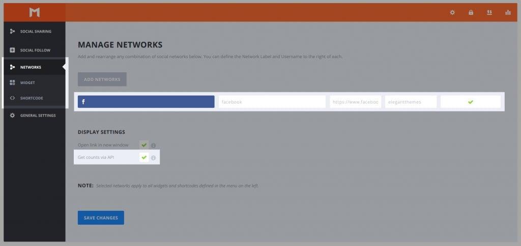 Using Network API's In Monarch | Elegant Themes Documentation