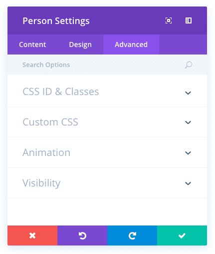 person module