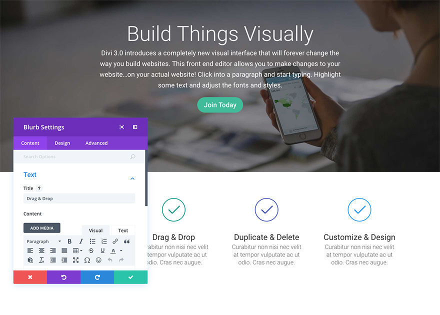 Getting Started With The Divi Builder | Elegant Themes Documentation