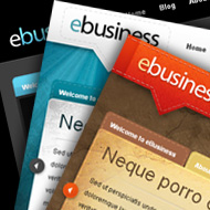New Theme: eBusiness