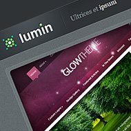 New Theme: Lumin