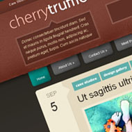 New Theme: CherryTruffle