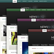 New Theme: eNews