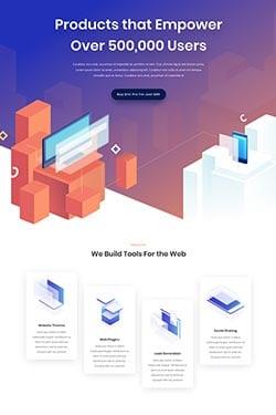 Visualização do layout do software