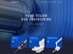 Vignette du site Web Petratec