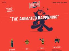 Vignette du site Web d'Aperitoon