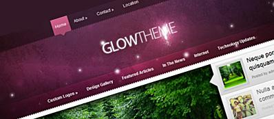 Glow Premium Wordpress Theme (ElegantThemes)