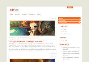 ArtSee theme