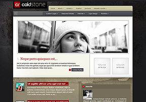 ColdStone theme