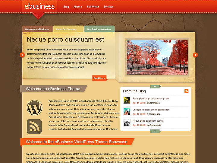 web page themes - Vatoz.atozdevelopment.co