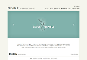 Flexible theme