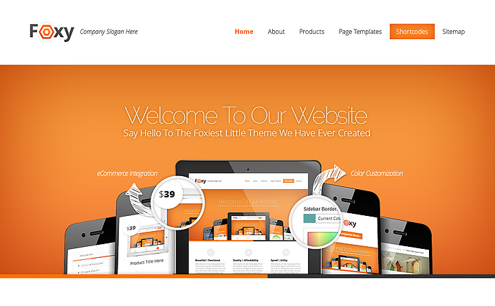eCommerce WordPress Themes by Elegant Themes