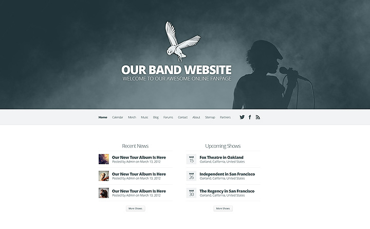 Multimedia WordPress Themes by Elegant Themes