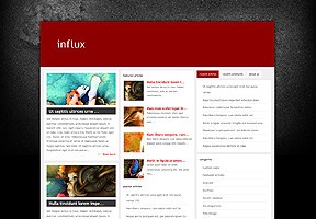 Influx theme