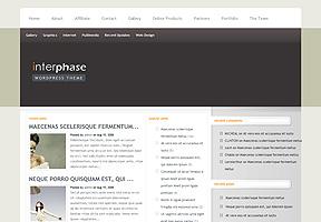 InterPhase theme