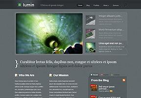 Lumin theme