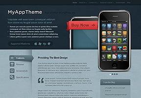 MyApp theme